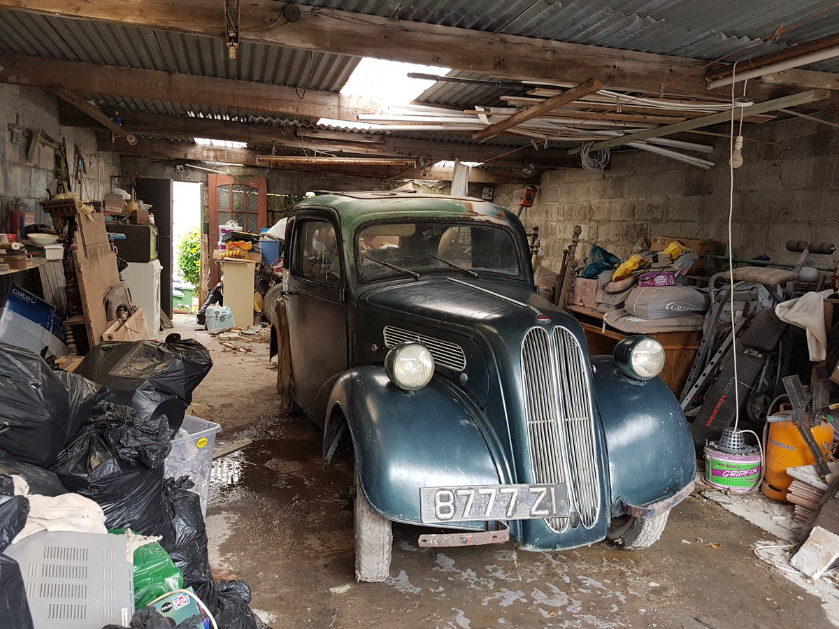 1948 Ford Anglia Popular For Sale (picture 6 of 6)
