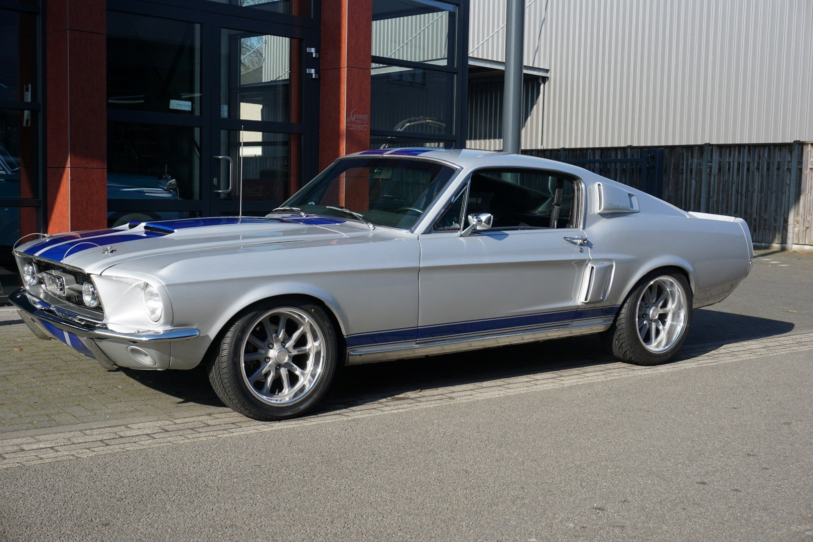 1967 Fastback GT  For Sale (picture 1 of 6)