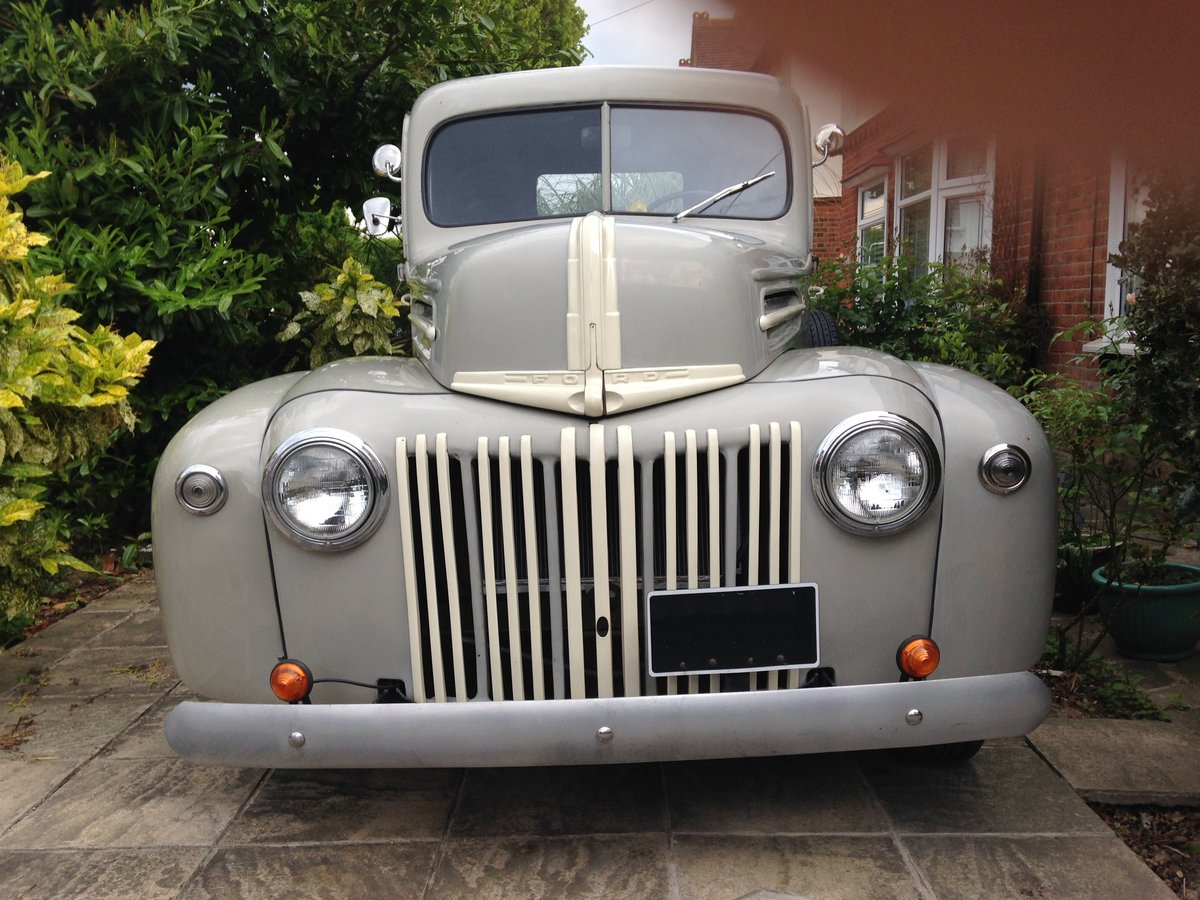CLASSIC VINTAGE 1946 FORD 69C PICK UP , ORIGINAL For Sale (picture 1 of 6)