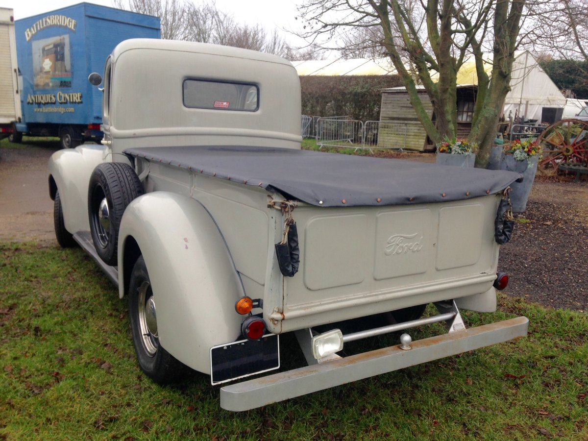 CLASSIC VINTAGE 1946 FORD 69C PICK UP , ORIGINAL For Sale (picture 4 of 6)
