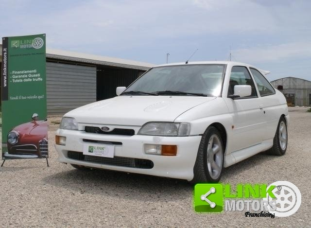 1993 Ford Escort Cosworth 400 cv Motorsport For Sale (picture 1 of 6)