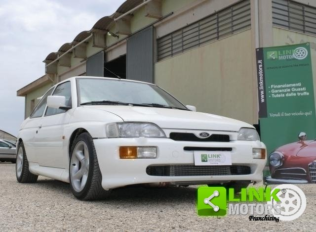 1993 Ford Escort Cosworth 400 cv Motorsport For Sale (picture 6 of 6)