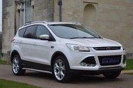 2014 Ford Kuga Titanium TDCI - 27,000 Miles SOLD
