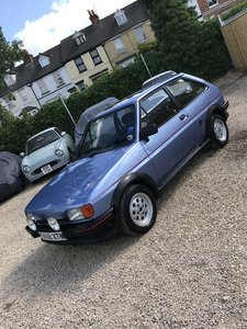 1985 Ford Fiesta XR2 Amazing Condition