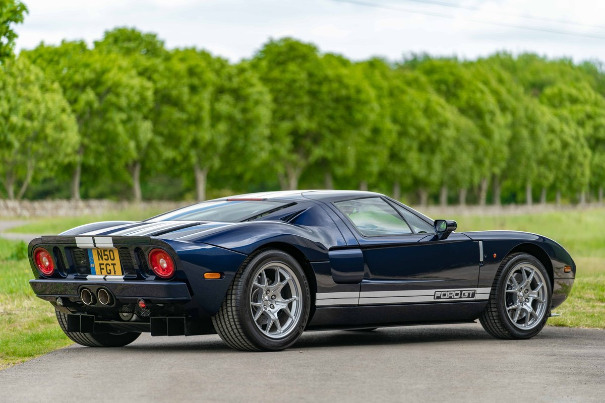 2005 Ford GT - 2,300 miles from new For Sale (picture 2 of 6)