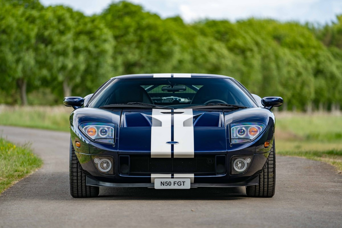 2005 Ford GT - 2,300 miles from new For Sale (picture 3 of 6)