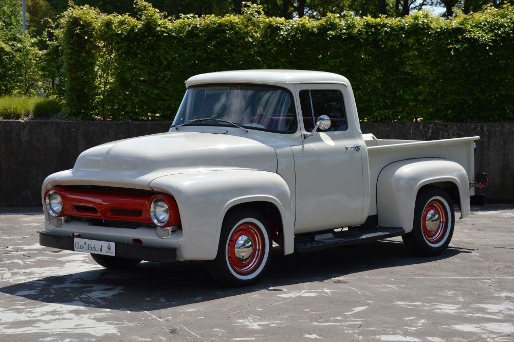 (1020) Ford F-100 - 1956 For Sale (picture 1 of 6)