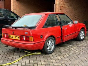 1987 MK4 XR3i For Sale