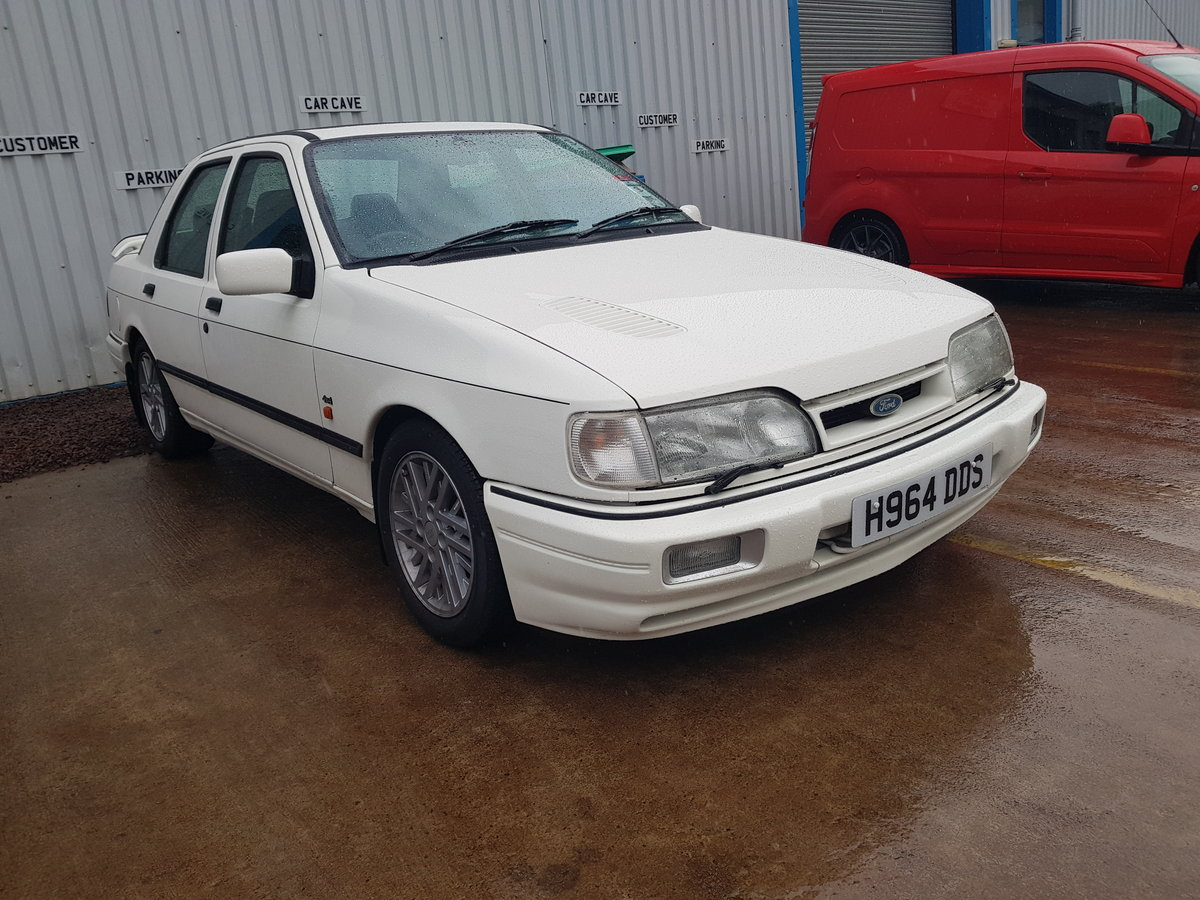 1991 Ford Sierra RS Cosworth 4x4 For Sale (picture 1 of 6)