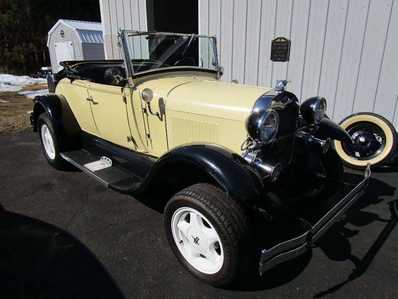 1928 Ford Shay Model A  For Sale (picture 1 of 6)
