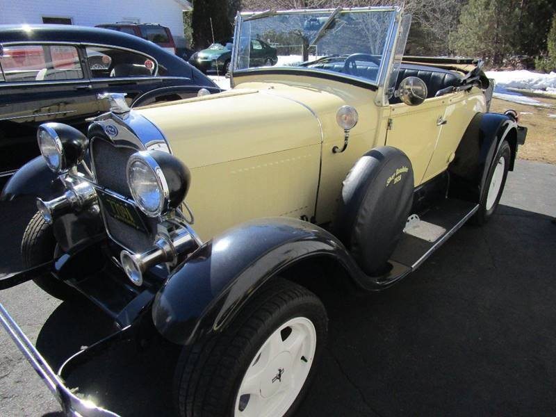 1928 Ford Shay Model A  For Sale (picture 2 of 6)