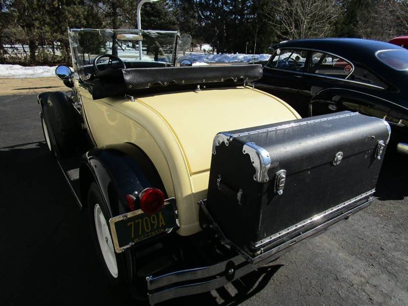1928 Ford Shay Model A  For Sale (picture 3 of 6)