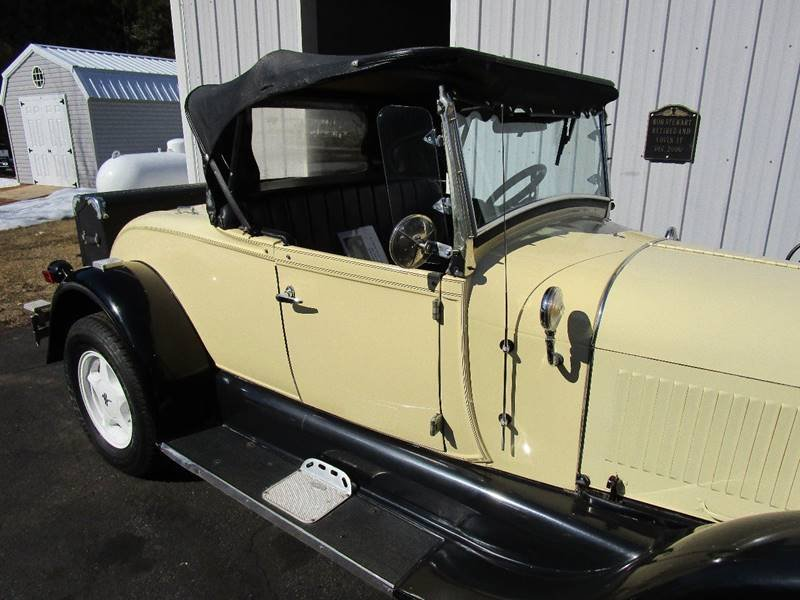 1928 Ford Shay Model A  For Sale (picture 5 of 6)