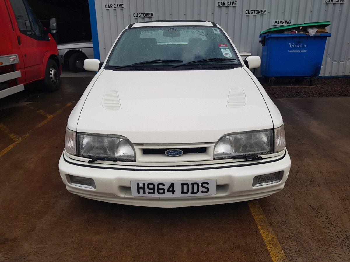 1991 Ford Sierra RS Cosworth 4x4 For Sale (picture 3 of 6)