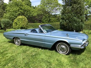 1966 Ford Thunderbird with Sports Roadster Kit For Sale