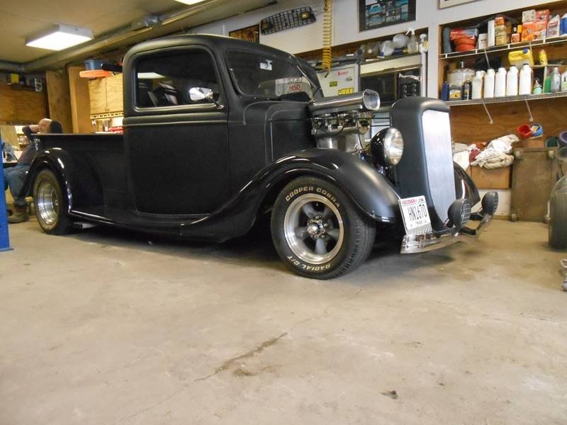 1935 Ford pick Up Custom Street Rod  For Sale (picture 1 of 6)