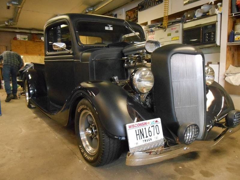 1935 Ford pick Up Custom Street Rod  For Sale (picture 2 of 6)