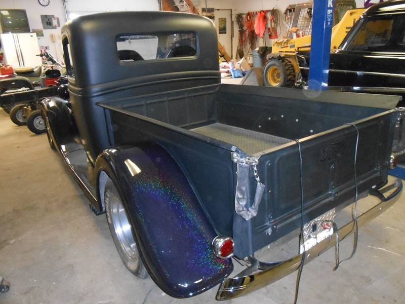 1935 Ford pick Up Custom Street Rod  For Sale (picture 6 of 6)