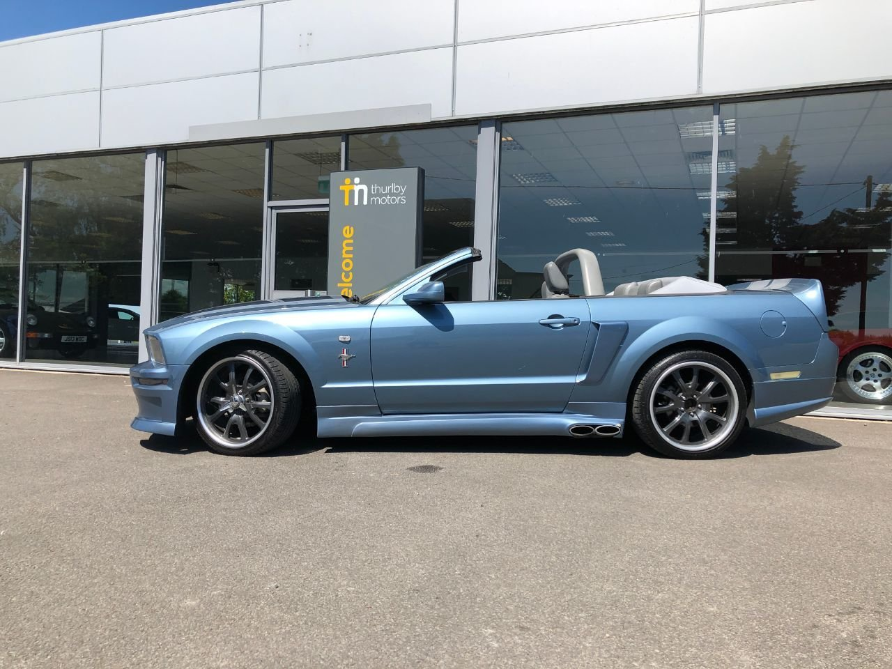 2008 Ford Mustang Convertible For Sale (picture 3 of 6)