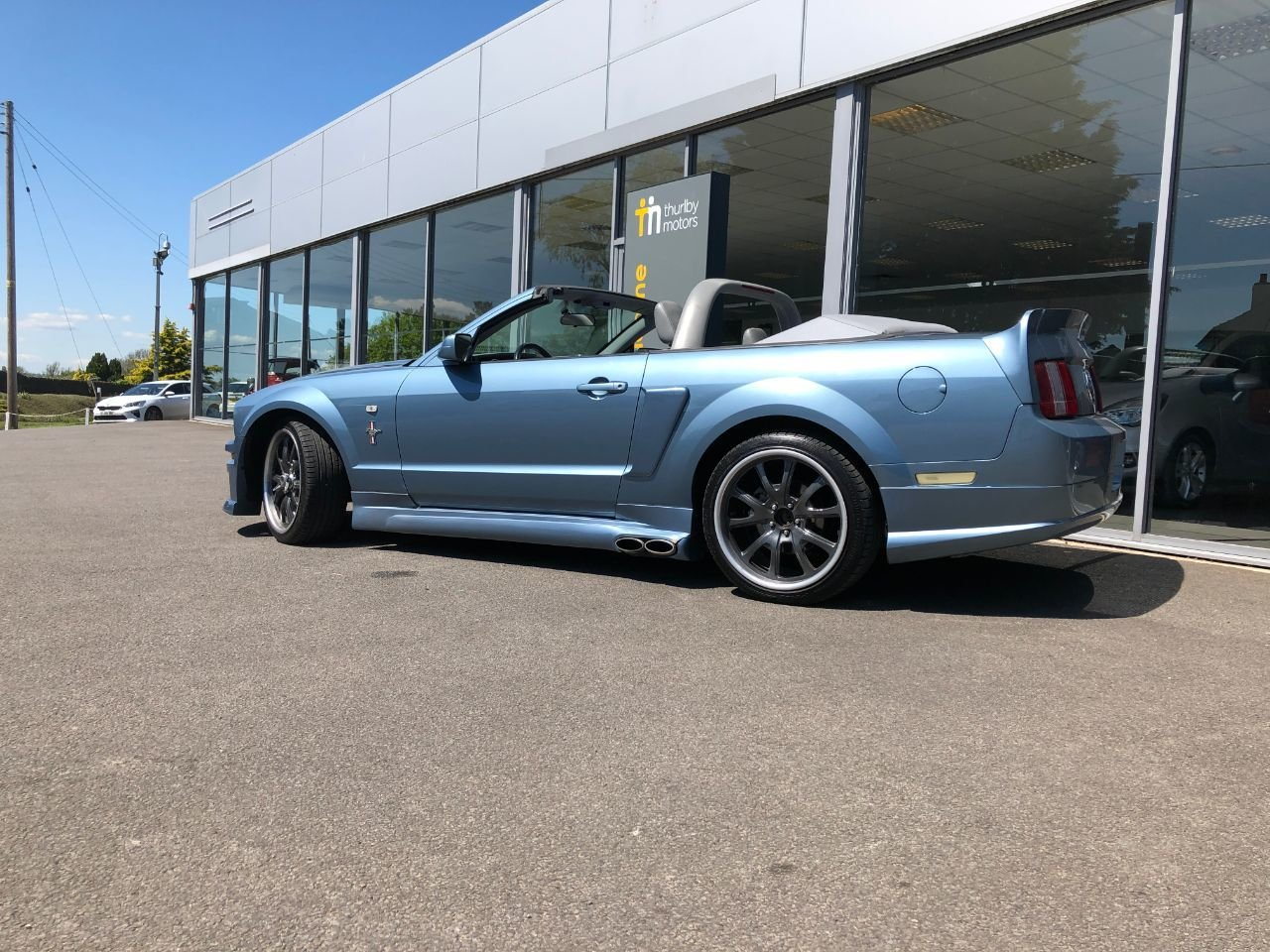 2008 Ford Mustang Convertible For Sale (picture 4 of 6)