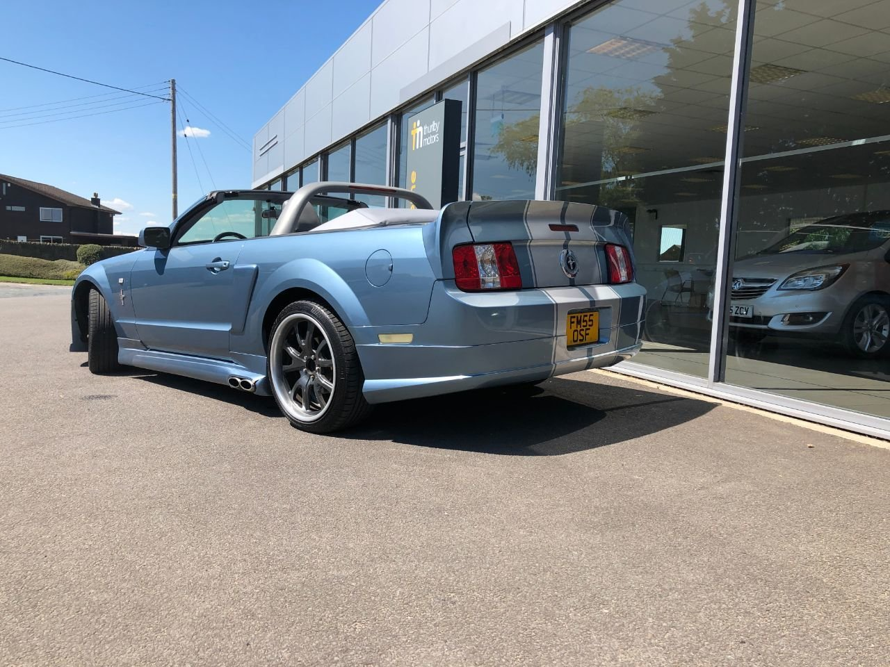 2008 Ford Mustang Convertible For Sale (picture 5 of 6)