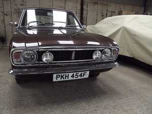 1968 Ford Cortina 1600 Deluxe For Sale