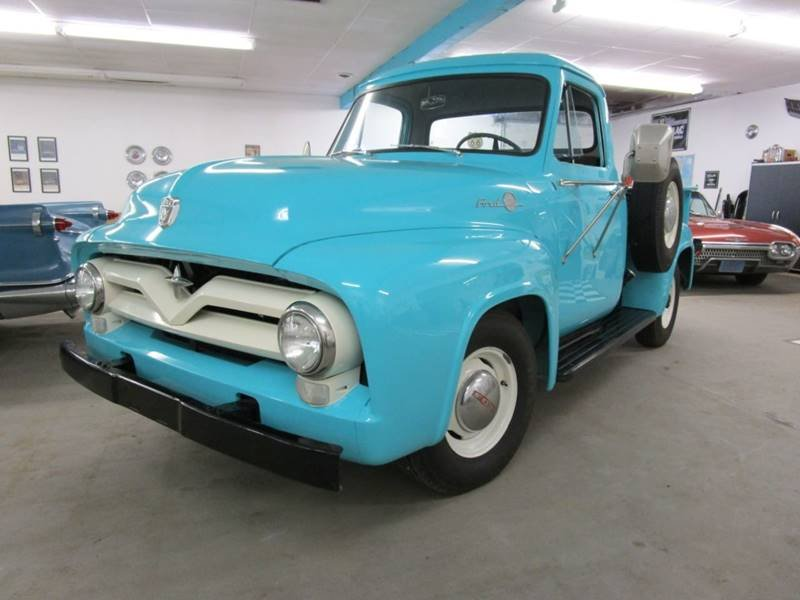 1955 Ford F250 41k Original miles  For Sale (picture 1 of 6)