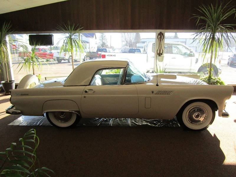 1956 Ford Thunderbird V8 Removable Hardtop  For Sale (picture 1 of 6)