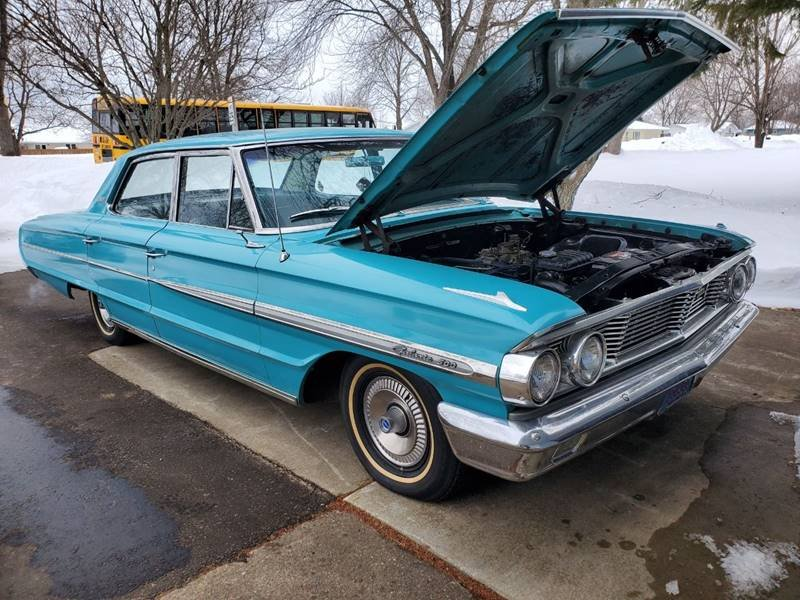 1964 Ford Galaxie 500 Numbers Matching 2 Owner  For Sale (picture 1 of 6)