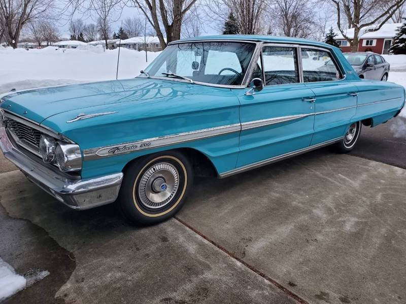 1964 Ford Galaxie 500 Numbers Matching 2 Owner  For Sale (picture 2 of 6)