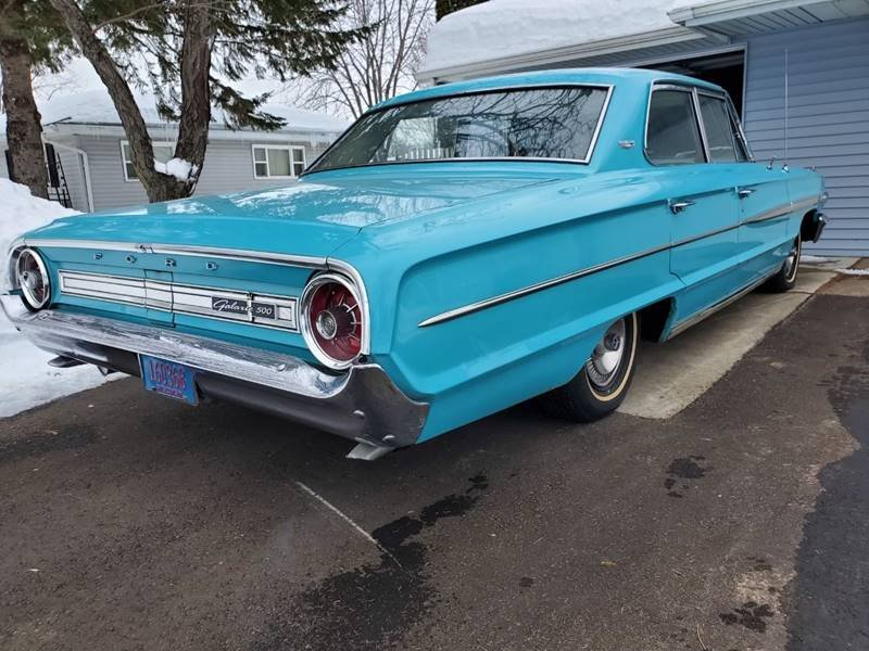 1964 Ford Galaxie 500 Numbers Matching 2 Owner  For Sale (picture 3 of 6)