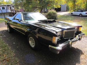 1978 Ford Ranchero 500 302ci