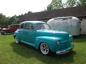 1946 Ford Coupe 350 V8, 5.7L, Hot Rod, Real Eyecatcher
