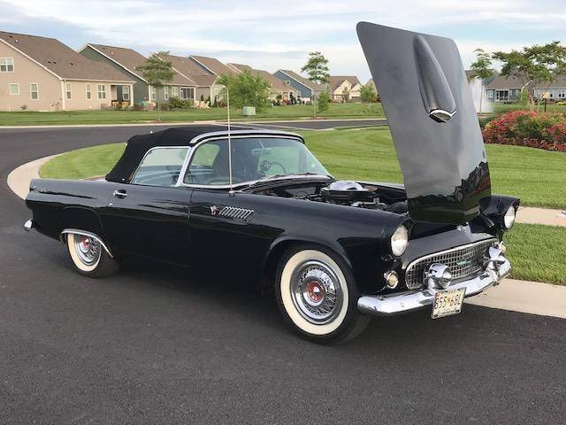 1955 Ford Thunderbird (Millville, DE) $34,999 obo For Sale (picture 2 of 6)