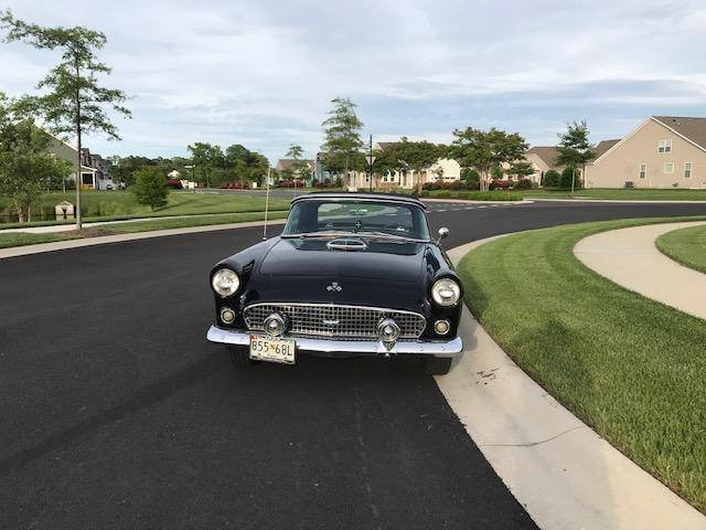 1955 Ford Thunderbird (Millville, DE) $34,999 obo For Sale (picture 3 of 6)