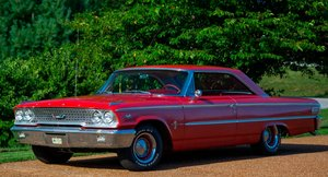 Lot 108-1963 Ford Galaxie 500 Fastback For Sale by Auction