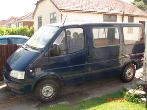 1999 Ford Transit Tourneo Petrol For Sale