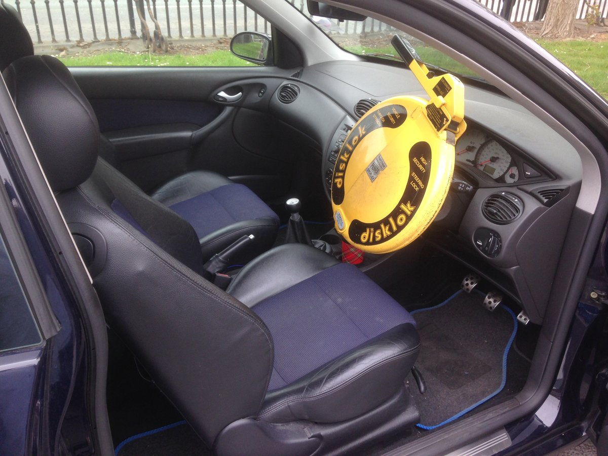 2004 Ford Focus st170 For Sale (picture 4 of 5)