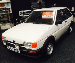1988 Ford Fiesta Totally Rebuilt For Sale