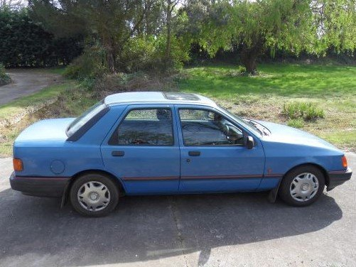 1990 Ford Sierra Sapphire For Sale (picture 4 of 4)