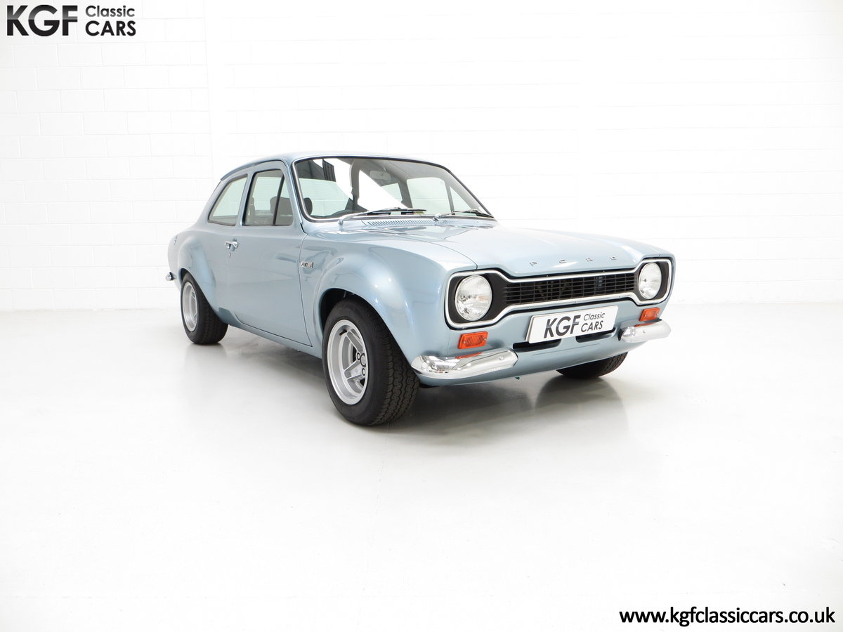 1974 A Detailed Bubble-Arch AVO Mk1 Ford Escort RS2000 SOLD (picture 1 of 6)