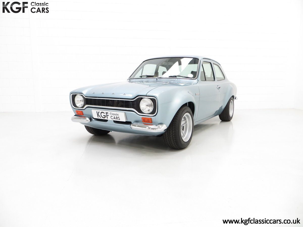 1974 A Detailed Bubble-Arch AVO Mk1 Ford Escort RS2000 SOLD (picture 2 of 6)