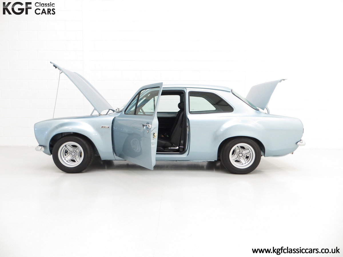 1974 A Detailed Bubble-Arch AVO Mk1 Ford Escort RS2000 SOLD (picture 3 of 6)