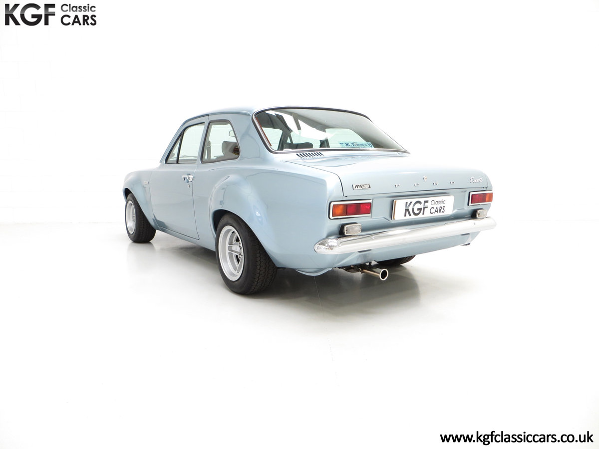 1974 A Detailed Bubble-Arch AVO Mk1 Ford Escort RS2000 SOLD (picture 4 of 6)