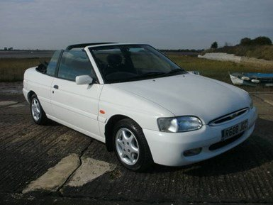 FORD ESCORT GHIA AUTOMATIC 1997 1.6, For Sale (picture 1 of 6)