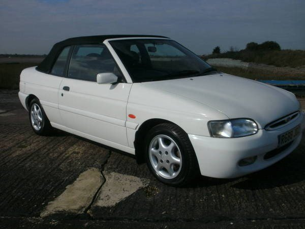 FORD ESCORT GHIA AUTOMATIC 1997 1.6, For Sale (picture 3 of 6)