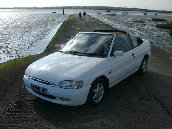 FORD ESCORT GHIA AUTOMATIC 1997 1.6, For Sale (picture 4 of 6)
