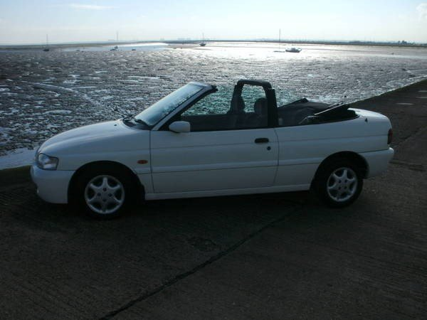 FORD ESCORT GHIA AUTOMATIC 1997 1.6, For Sale (picture 6 of 6)