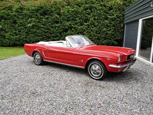 1965 Amazing 289ci Ford Mustang convertible For Sale