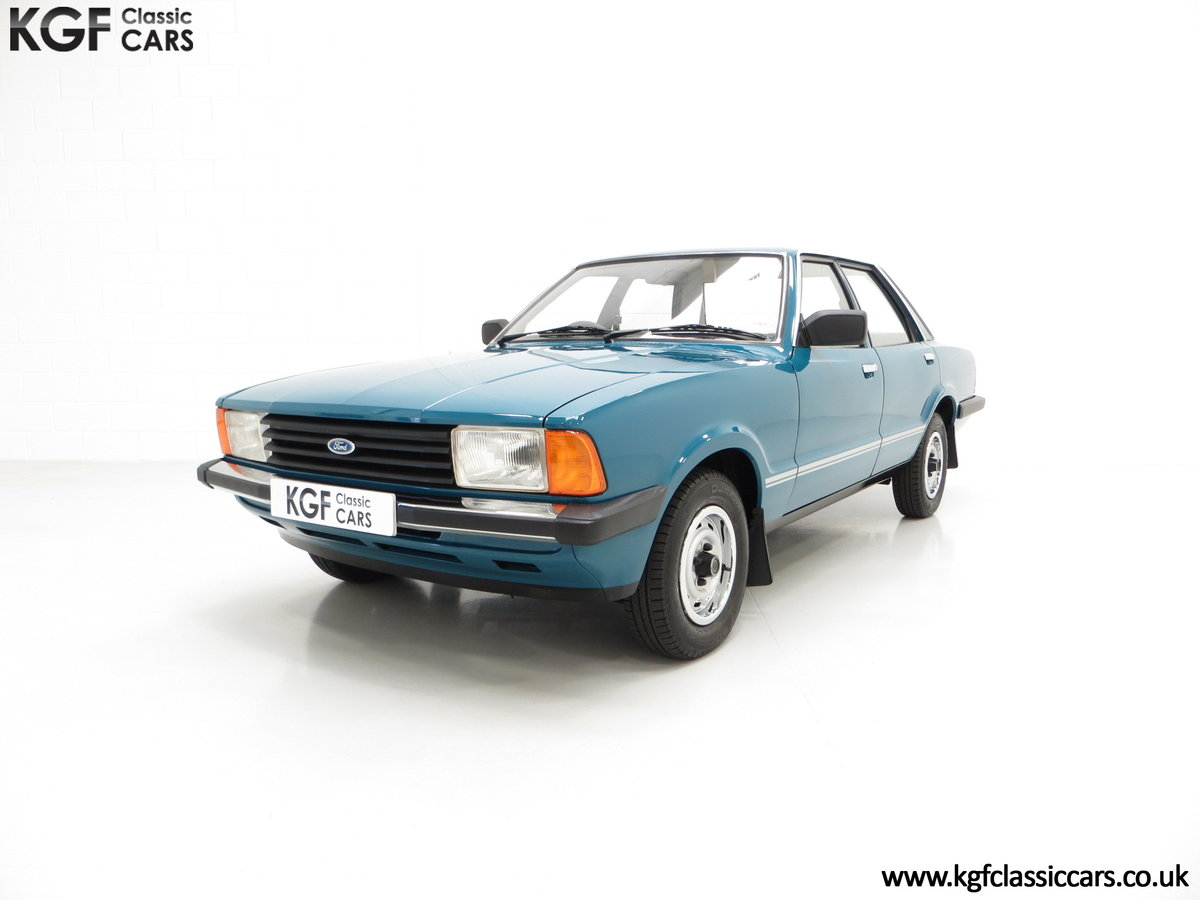 1980 A Superb Ford Cortina Mk5 1600L with Just 29,977 Miles SOLD (picture 2 of 6)